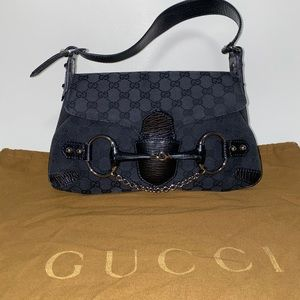 GUCCI leather handbag ITALY